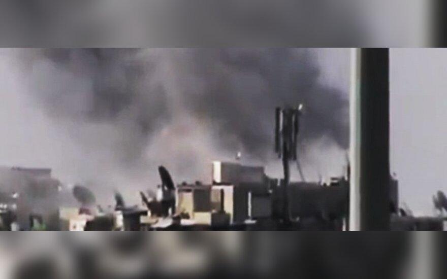 Syria: Wybuch w gmachu państwowej telewizji