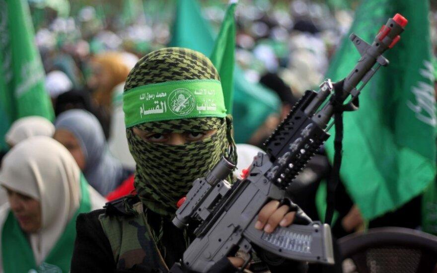 ЕС требует оставить ХАМАС в списке террористических организаций