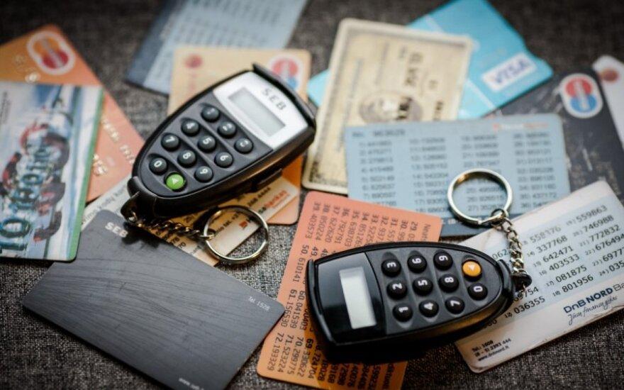 Ассоциация банков Литвы отмечает увеличение доли электронных платежей во время карантина