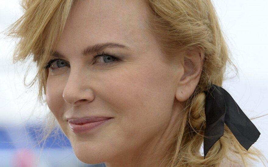ФОТО: Папарацци на велосипеде сбил актрису Николь Кидман