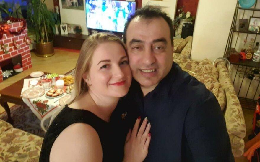 Violeta ir Mahmoudas