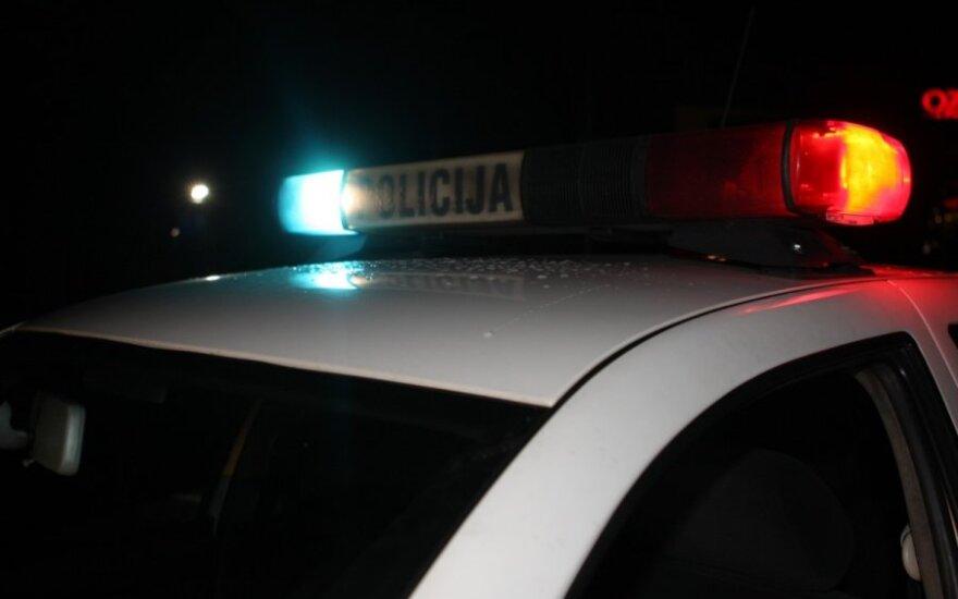 В Вильнюсском районе Mitsubishi Colt врезался в дерево, погиб один человек