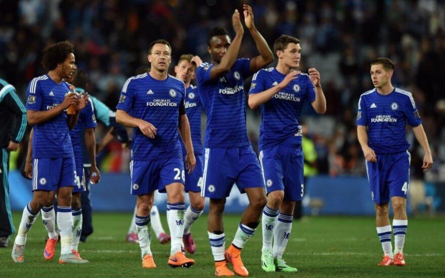 "Londono ""Chelsea"" futbolininkai"
