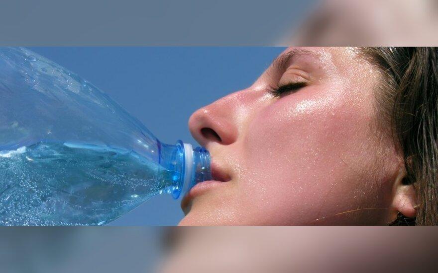 Кишечная палочка ЭГЭК может находиться в питьевой воде