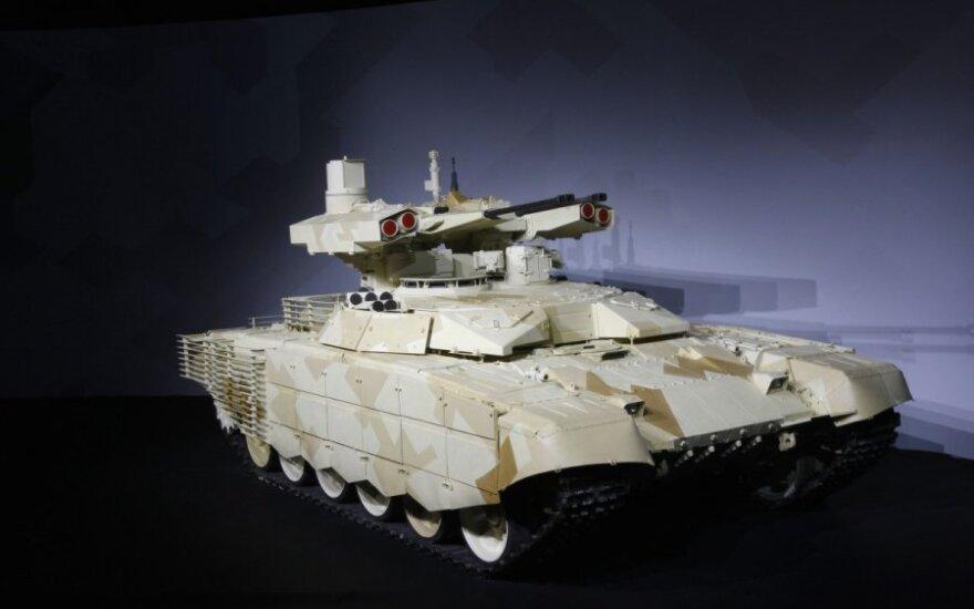 Литва выбирает боевые машины из предложенных 10-ью производителями