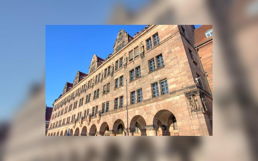В здании Нюрнбергского трибунала открыт музей