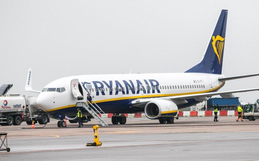 """""""Мы летели, и вдруг..."""" Более 30 пострадавших на борту Ryanair"""