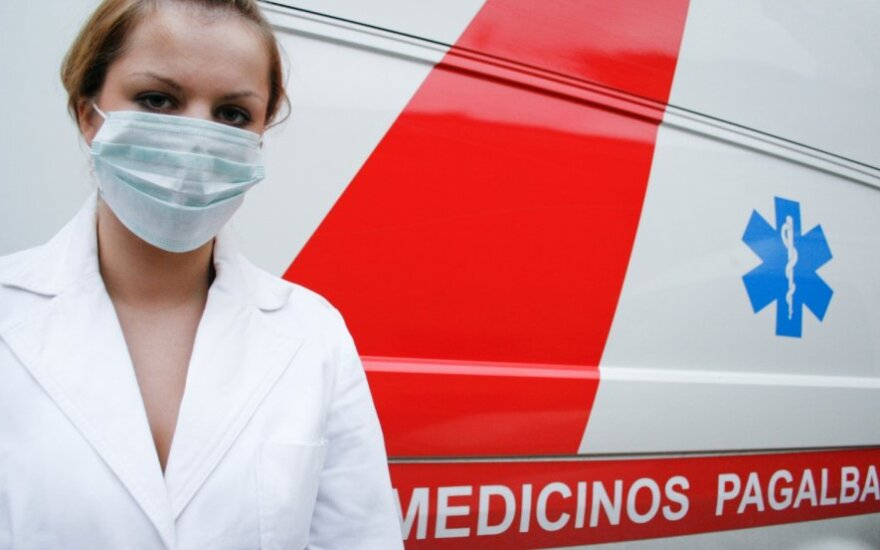 Rośnie liczba chorych na grypę