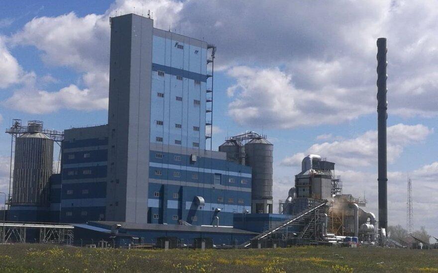"Orion Global PET"" gamykla Klaipėdoje"