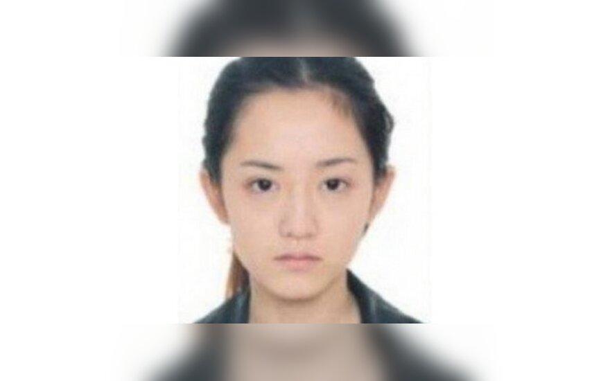 """В Китае обнаружили """"самую красивую преступницу страны"""""""