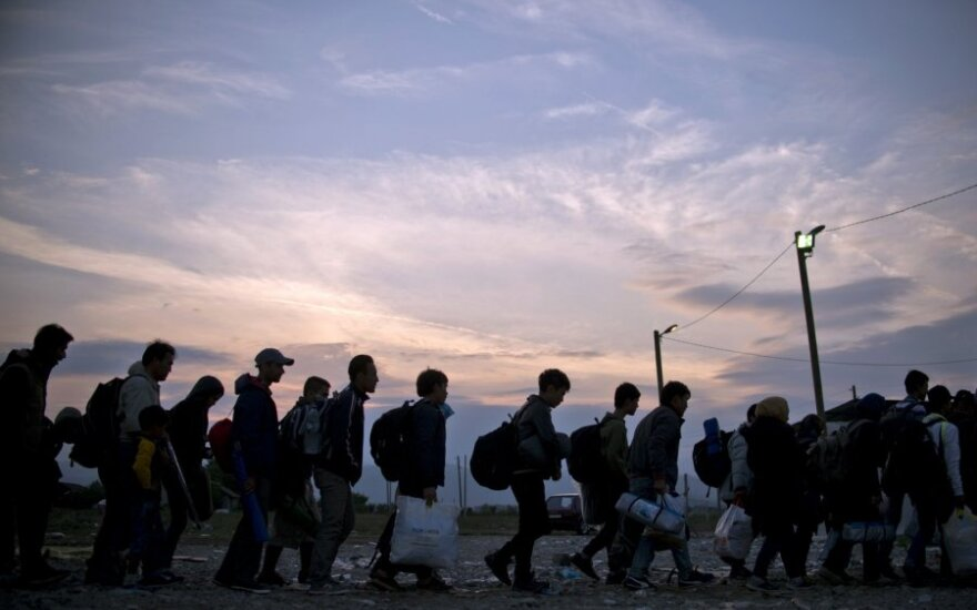Словакия оспорит в суде решение ЕС о квотах по приему беженцев