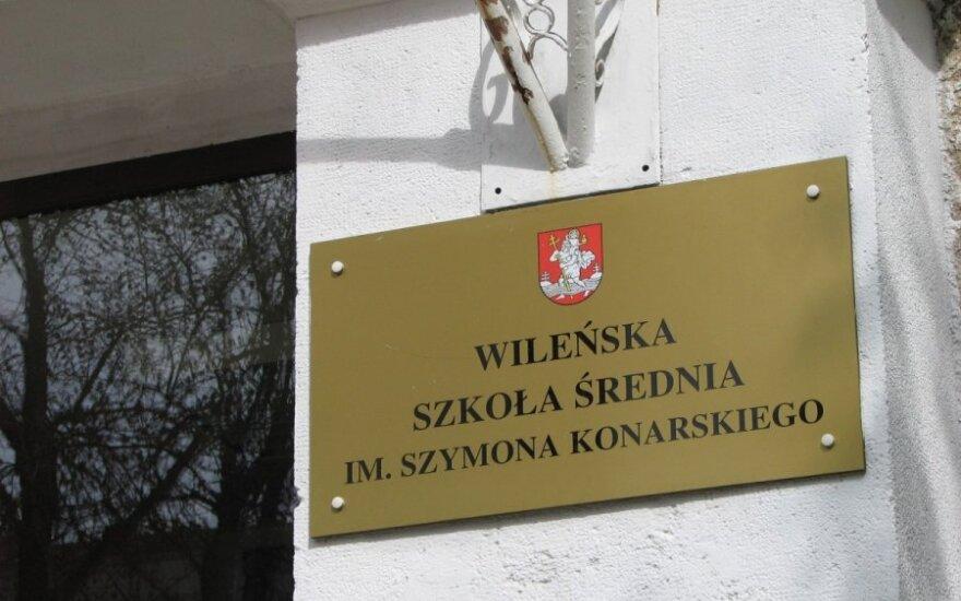 Polskie szkoły. Szkoła Średnia im. Szymona Konarskiego w Wilnie