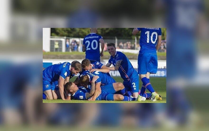 Отбор на ЧМ-2018: Украина проиграла в Исландии, Испания забила 8 голов