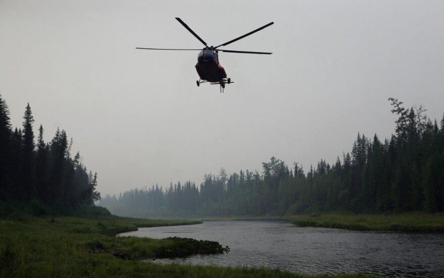 На месте крушения Ми-8 на Ямале найдены тела 19 погибших