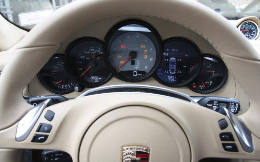 Porsche работает над шикарным четырехдверным купе 960