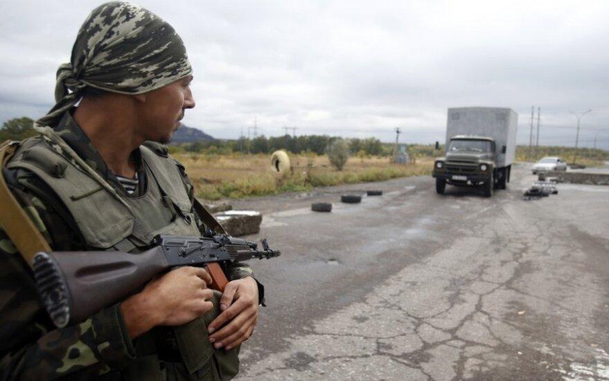 ЕС грозит санкциями в случае взятия сепаратистами аэропорта Донецка