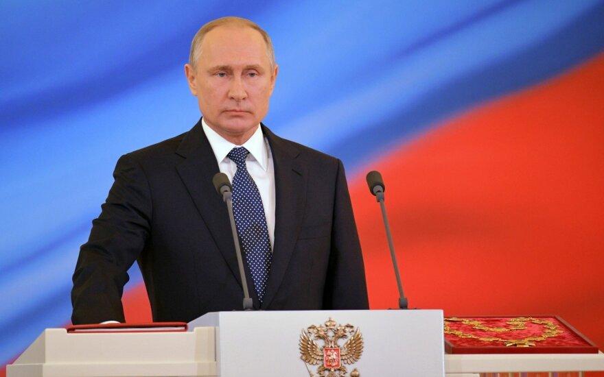 Россияне потеряли интерес к инаугурации Путина