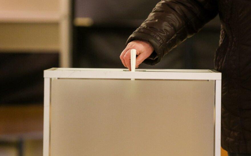 В Вильнюсе задержан член избирательной комиссии
