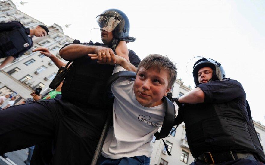 Пресса Британии: россияне разочаровываются в Путине
