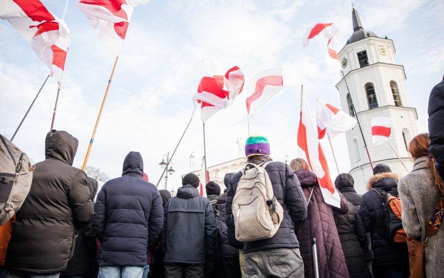 Советник президента Литвы: мы поддерживаем создание гражданского общества в Беларуси