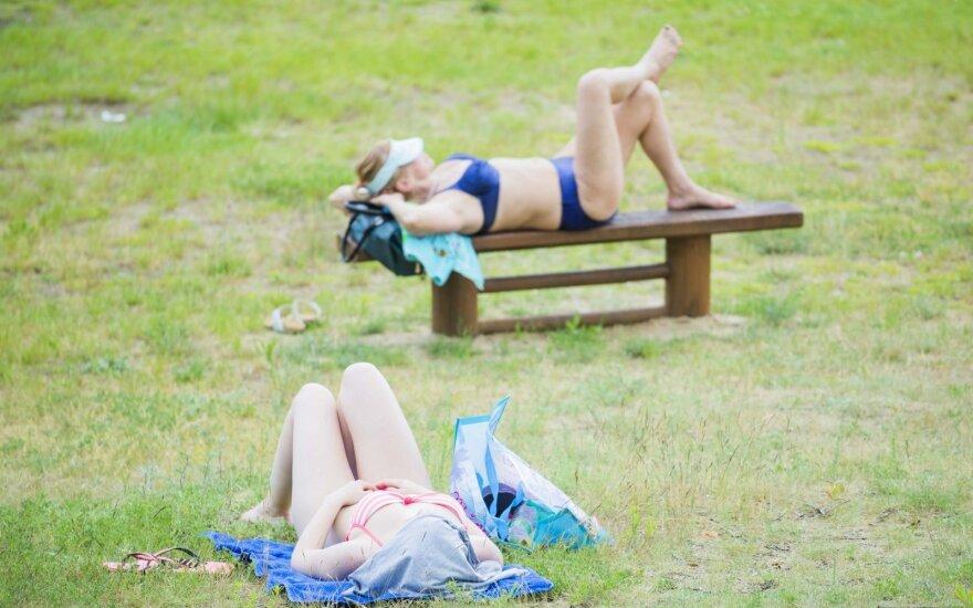 Прогноз: любители жары могут радоваться
