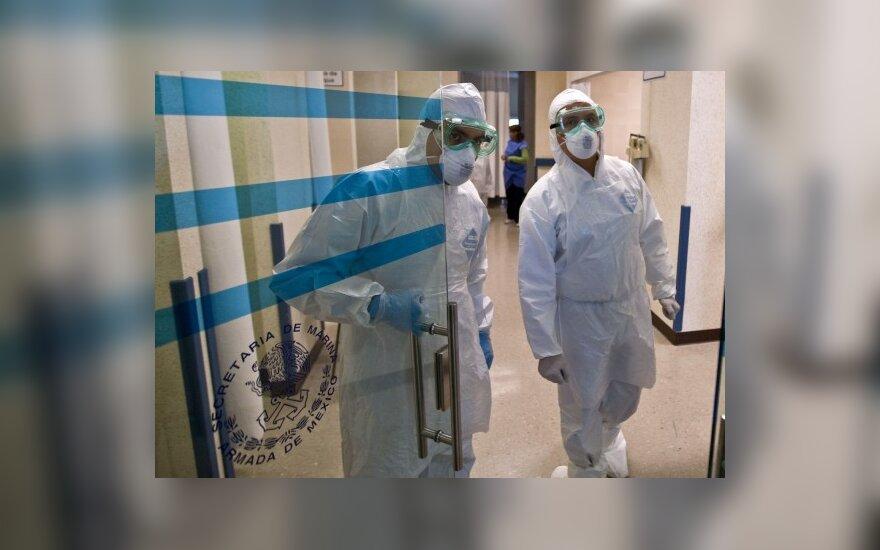 Новым вирусом гриппа заражены почти 9000 человек