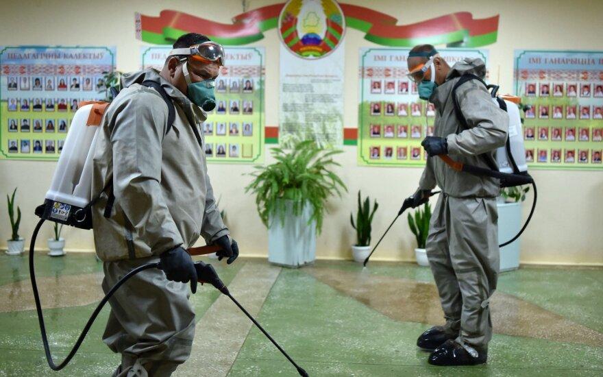 В Беларуси 18350 человек с положительным анализом на COVID-19