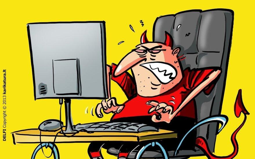 Ponad połowa internautów zetknęła się z hejtem w sieci. Co czwarty sam był ofiarą