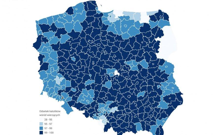 Katolicy w Polsce