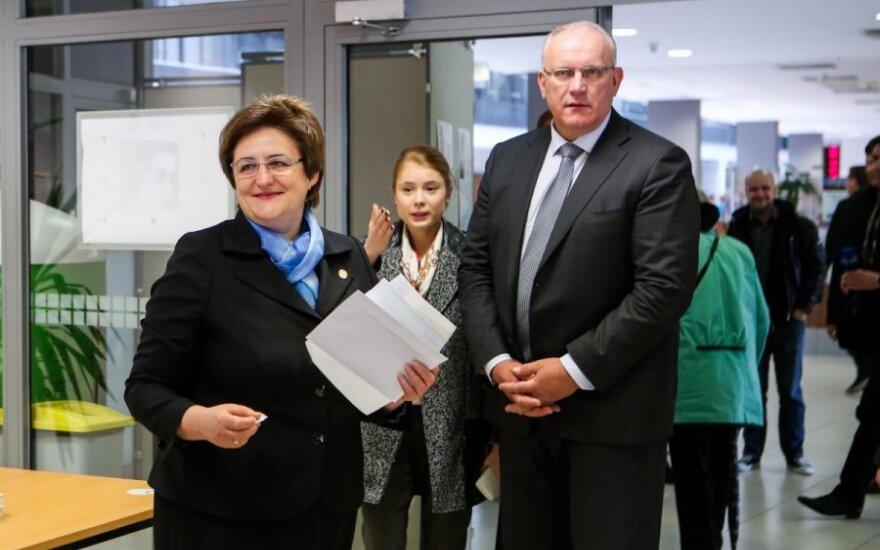 Граужинене усомнилась в демократии в Литве