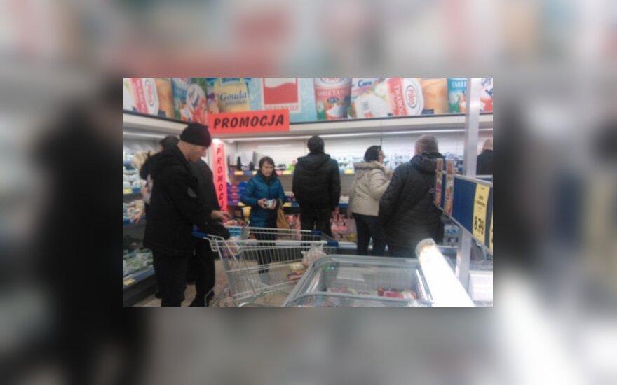 Эксперимент в польском Lidl: действительно ли все так дешево?