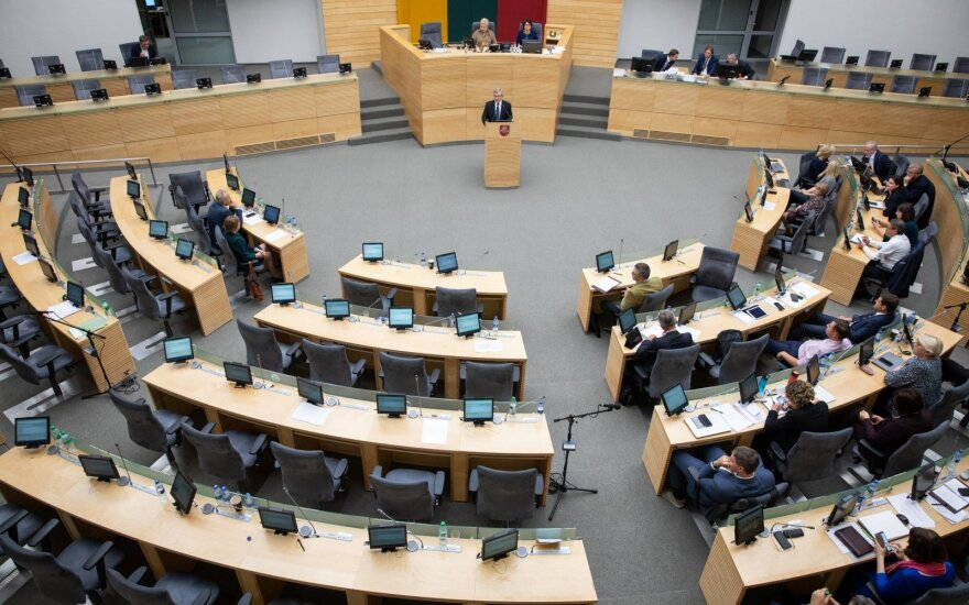 Второе чтение бюджета Литвы – 10 декабря, принятие – 12 или 17 декабря