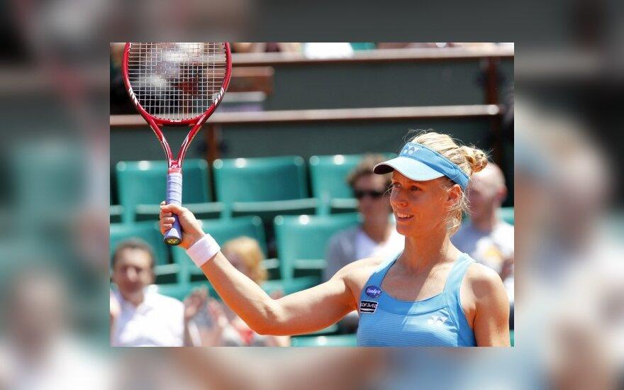 Финал турнира WTA в Токио будет российско-датским