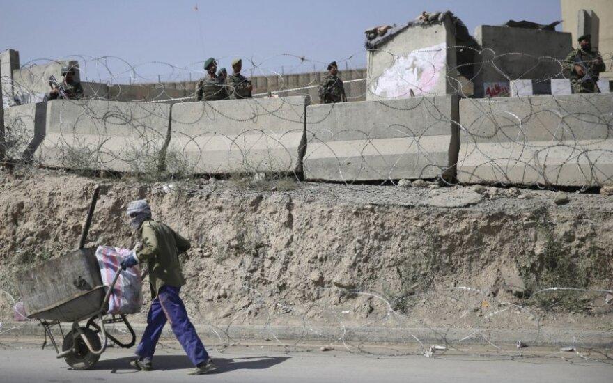 В Афганистане похитили сотрудников Красного Креста