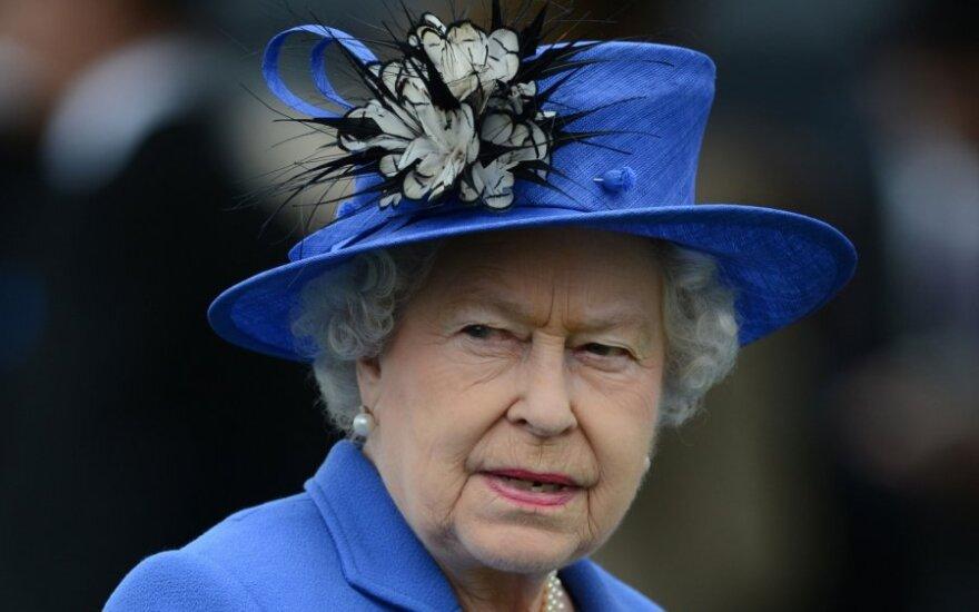 Елизавета II впервые посетила заседание правительства