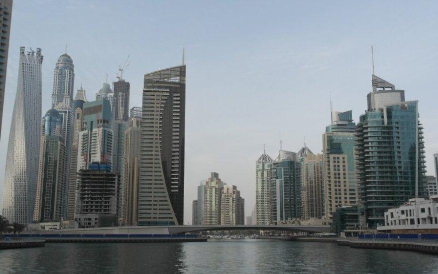 Dubajus, Jungtiniai Arabų Emyratai. DELFI skaitytojo Artūro nuotr.