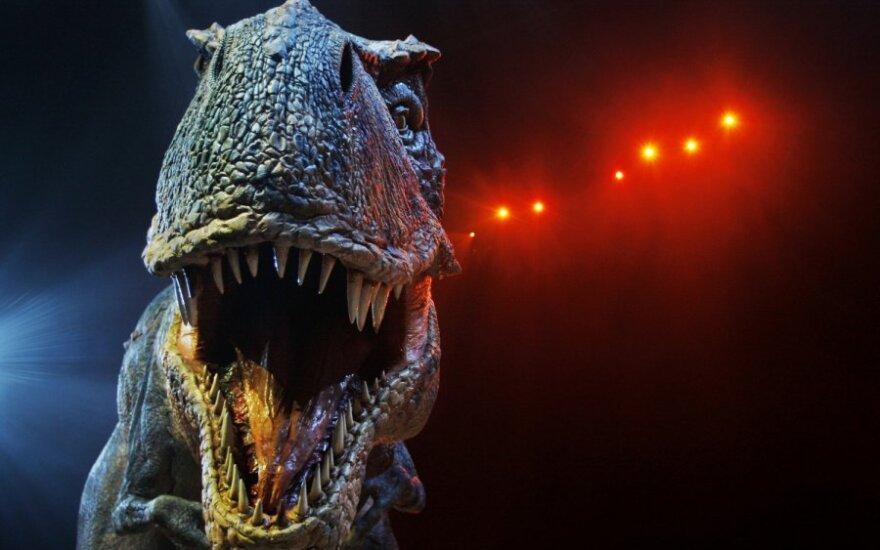 """Jurassic Park 4"" w 3D w 2014 roku"
