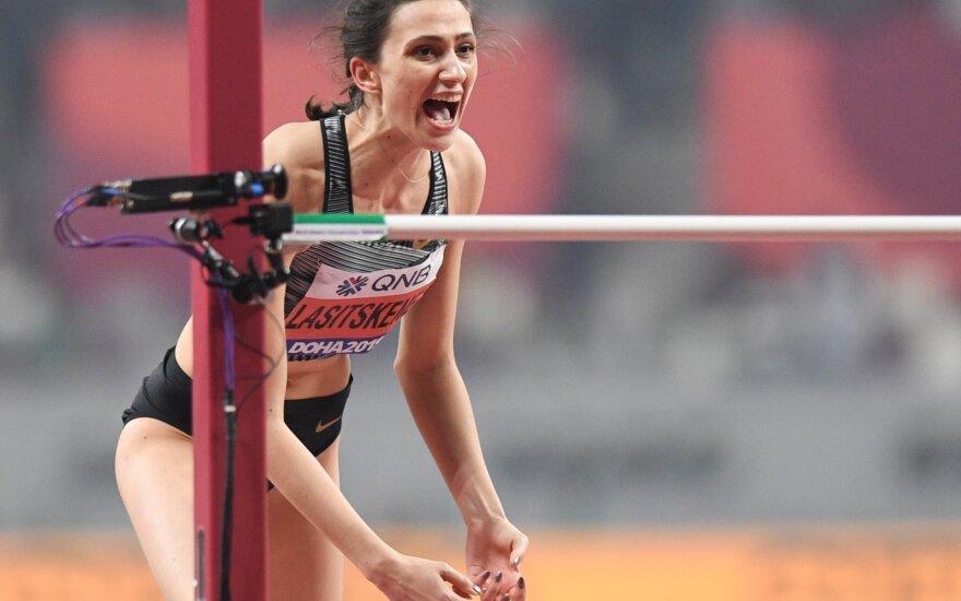 Marija Lasickienė – triskart pasaulio čempionė