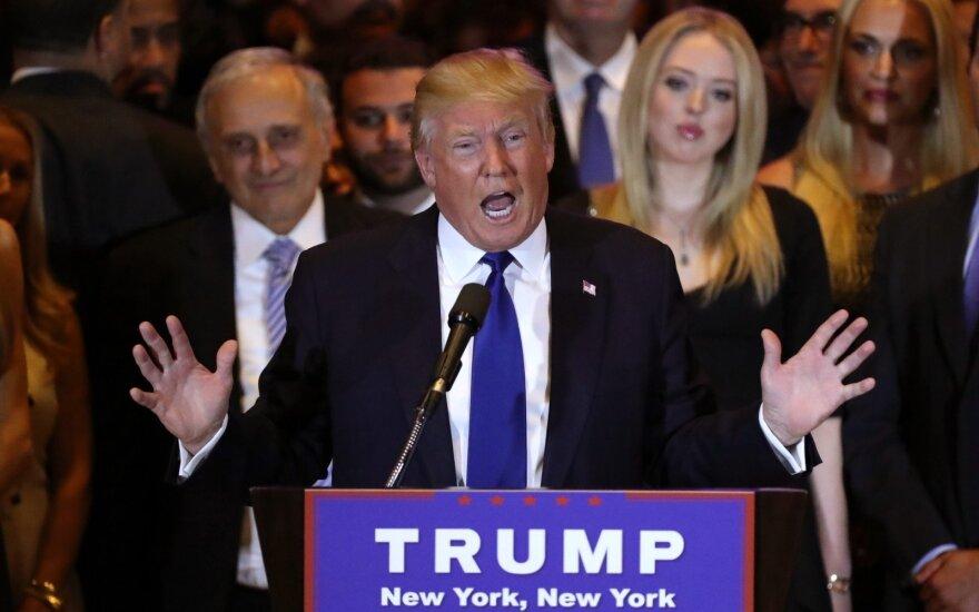 Праймериз в США: Трамп победил во всех пяти штатах