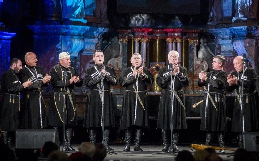 """В Вильнюсе пройдет международный фольклорный фестиваль """"Покровские колокола"""""""