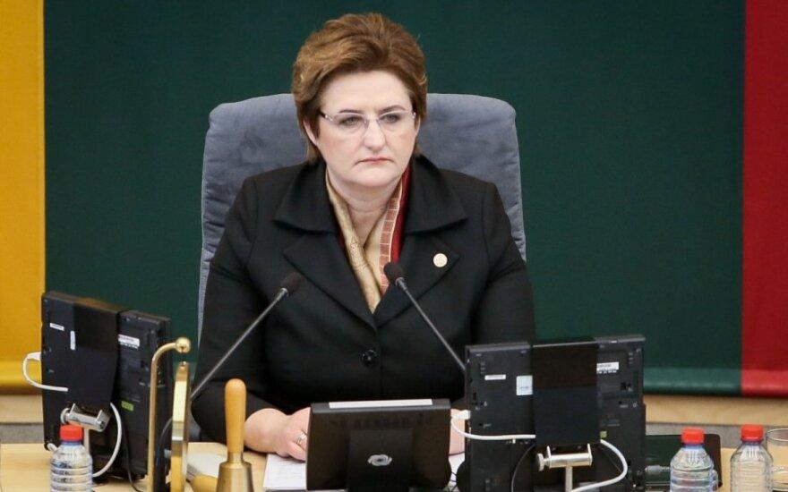 Граужинене обсудит в в Молдове перспективы членства этой страны в ЕС