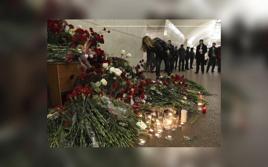 Литовка подозревается в причастности к терактам в Москве