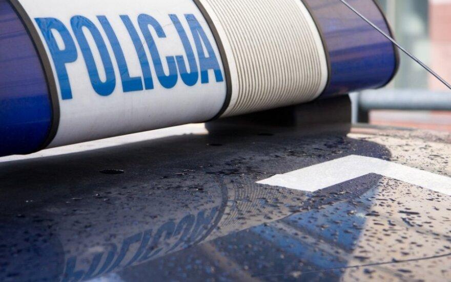Białoruska emerytka pogryzła polskich policjantów