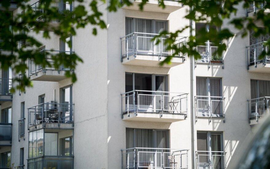 В Литве увеличатся налоги для тех, кто сдает в аренду больше одной квартиры