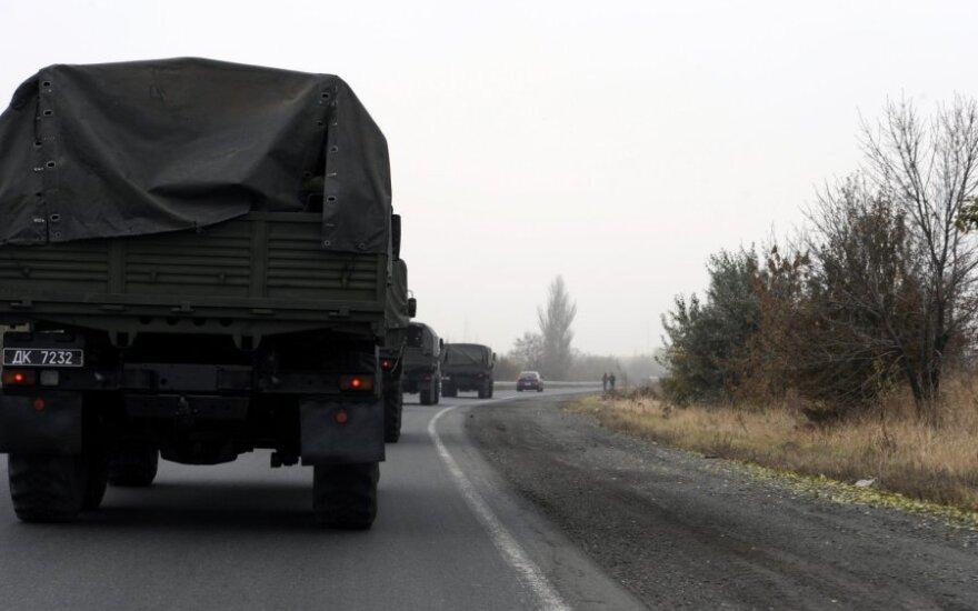 Донбасс призвали к новогоднему перемирию