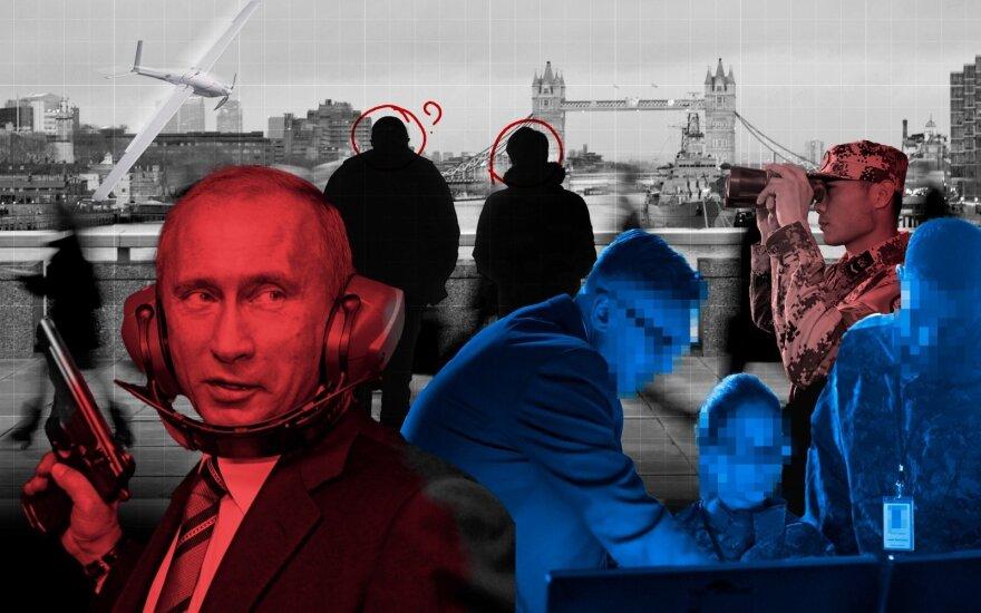 ДГБ Литвы не располагает данными о вмешательстве России в выборы