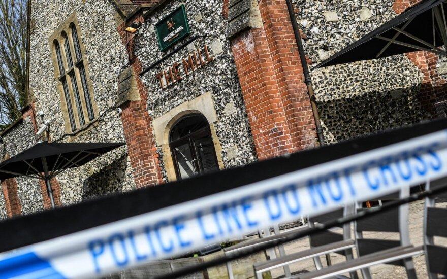 СМИ: полиция установила подозреваемых в отравлении Скрипалей