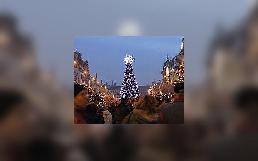 """В новогоднюю ночь Вильнюс превратится в """"форпост"""""""