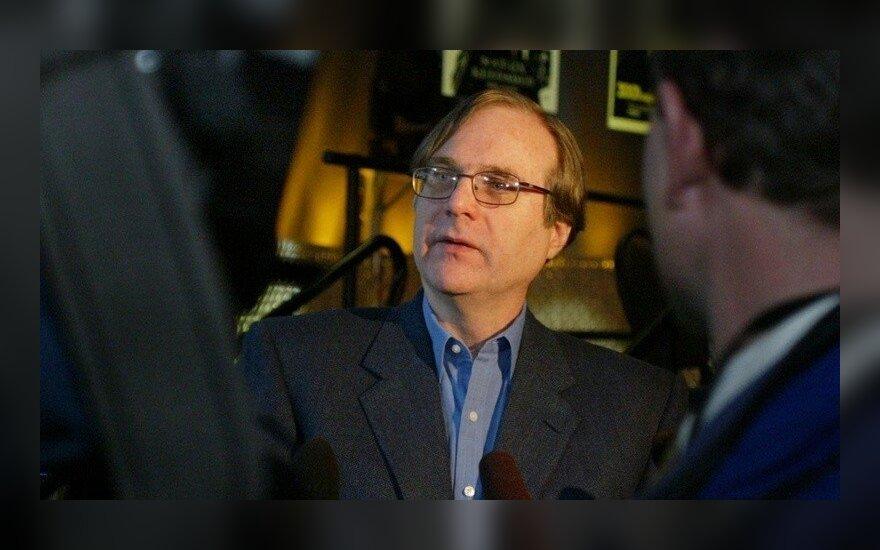Умер сооснователь Microsoft и один из богатейших людей мира Пол Аллен