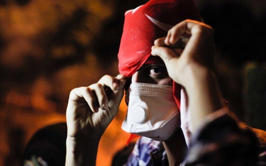Беспорядки в Турции: за разжигание розни арестованы 24 блогера